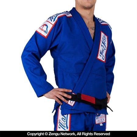 Manto Champ 50 Blue BJJ Gi
